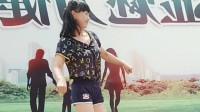 永东玲子原创广场舞 如果就这么老了