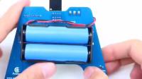 「创意玩具系列」智能玩具机器人的拼装过程,简单又好玩!