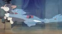 四川方言:老鼠假扮幽灵吓猫,汤姆猫不干了,四川话笑的肚儿痛!
