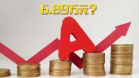A股年中数据:人均赚了6.89万元,你跑赢了么?
