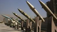 伊朗弹道导弹起竖瞄准,海外部队进入战备,美称不要得寸进尺