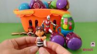 玩具视频玩具过家家 拆封分享惊喜玩具奇趣蛋332