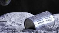月球重了180吨!科学家发现月面出现外来垃圾,是谁留下的?