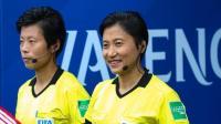 女足世界杯 中国裁判遭喀麦隆球员推搡