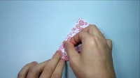 简单的手机支架制作 不挡屏幕的手机支架折纸