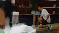 广东大一新生图书馆拿手机拍女生裙底 同学:不止一次