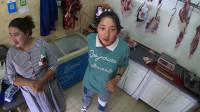 新疆房车自驾游,语言不通,一路闹笑话,确实有些尴尬