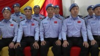 中国第七支(安徽)赴南苏丹维和警队 超级新闻场 20190625 超清版