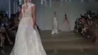 外模走秀:婚纱真空T台惊艳出场,这样的她们更迷人一些!