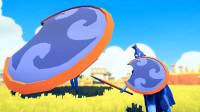 全面战争模拟器:超奇葩巨型盾牌兵 冰霜巨人在它面前就是小孩!