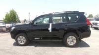 2019款丰田普拉多TXL到货,近距离看实车有多霸气。