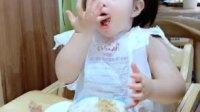 饿了大半天, 吃个米饭都能吃的这么香, 成手抓饭啦😂
