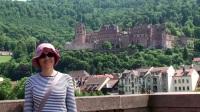 【走遍全球】德国之旅美丽的海德堡