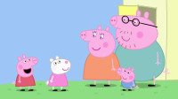 小猪佩奇第6季 第25集 过去的日子