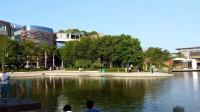 深圳的欢乐海岸,逛街购物吃饭的好去处