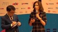 安妮·芳婷出席法国影展 忆与张曼玉的合作