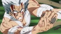 一拳超人 来自s级英雄的支援,杰诺斯vs恶狼!