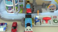 儿童趣味托马斯小火车轨道玩具