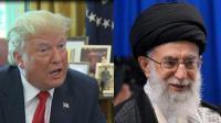 特朗普制裁伊朗,疑读错对方领袖名字