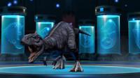 侏罗纪世界:升级进化1星玛君龙游戏