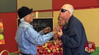 吃苹果吃出条虫子,是你你怎么办