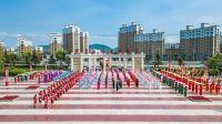 2019白山之夏吉林省第六届市民文化节 —— 江源区旗袍秀展示