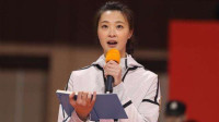 中国女排前任队长惠若琪,解说实力得到肯定,客观理性还认真