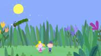 班班和莉莉的小王国第一季 第25集 毛毛虫贝蒂