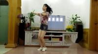 网红弹跳瘦身舞《98K吃鸡摇》