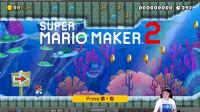 【小宇热游】超级马里奥制造2 实况攻略解说01期