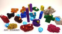 纯手工制作,用磁珠制作精品盒子,儿童玩具亲子互动,小臭臭亲子游戏