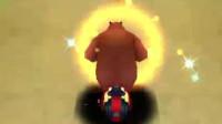熊出没大冒险第三期:熊大来到丛林,飞跃了高山