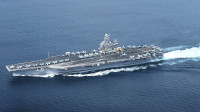美航母刚抵达波斯湾,关键盟友就被多国攻击,一次性损失5个重镇