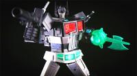 小津的变形金刚玩具视频—第三方MAGIC SQUARE MS-01B暗黑擎天柱(天灾)