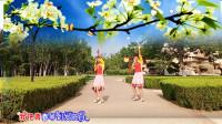 最新时尚广场舞《梨花飞情人泪》制作馨秀