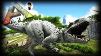 【矿蛙】方舟生存进化 原始恐惧01丨苏菲原始恐惧之旅