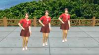 一首伤感情歌《犯错》,广场舞节奏感十足,小
