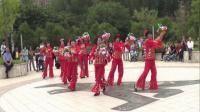 好心情蓝蓝广场舞诸城中天炫舞团队【南泥湾】视频制作 好心情蓝蓝