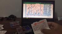 6月30号福彩双色球预测号码推荐,小伙买模拟开奖玩具杀号