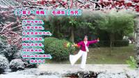 经典诗词大众舞  毛泽东·《卜算子·咏梅》优雅舒展的莲香舞,以表达诗词意境