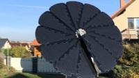 新能源崛起的今天,这朵号称太阳花的太阳能,将科技与美学完美融合