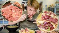 惠州这家店告诉你驴肉火烧要配驴肠汤吃才过瘾,一人能吃下一大盘