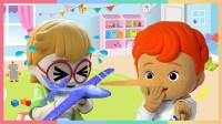 凯利之家第二季之好孩子不可以说谎话哦 | 凯利和玩具朋友们 CarrieAndToys