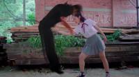 怪力少女在线揍人,《超力少女》强势来袭!
