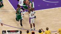 【布鲁】NBA2K19生涯模式:杜兰特vs欧文!湖凯大战总决赛重现!