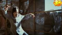 李连杰VS梁小龙,电影和电视剧版陈真唯一一次双龙对决,太精彩了