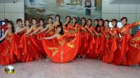 紫竹院广场舞,美丽中国梦,庆祝建党98周年文艺汇演