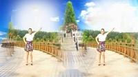 好心情蓝蓝广场舞原创【136】网红神曲现代舞【灰姑娘正背面】附教学