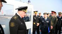 中国究竟对辽宁舰做了什么?俄海军总司令一登舰,脸色就挂不住了