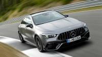 2020 Mercedes-AMG CLA45 S 4MATIC+ Coupé 展示 - 416匹马力